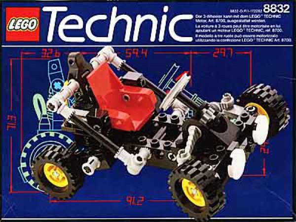 8832 - Roadster