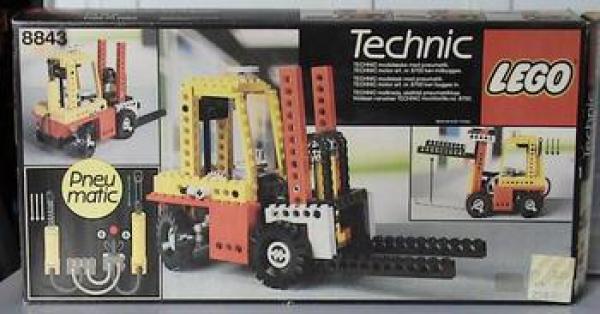 8843 - Fork-Lift Truck