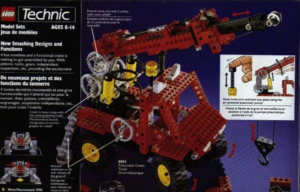 8854 - Power Crane