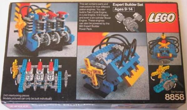 8858 - Auto Engines