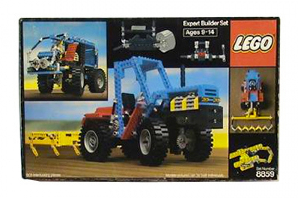 8859 - Tractor