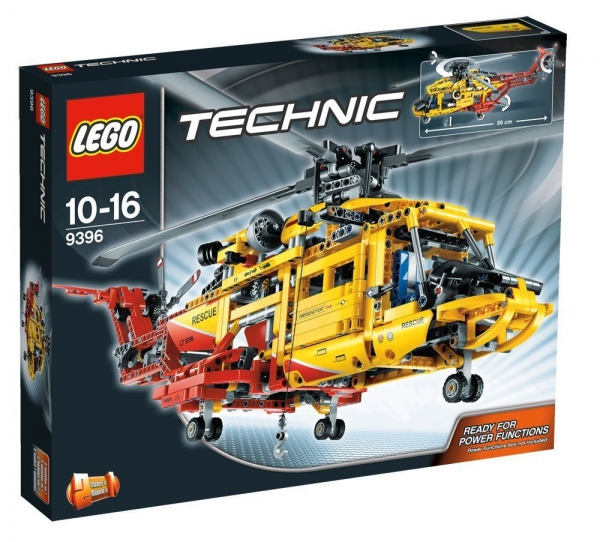 9396 - Helicopter