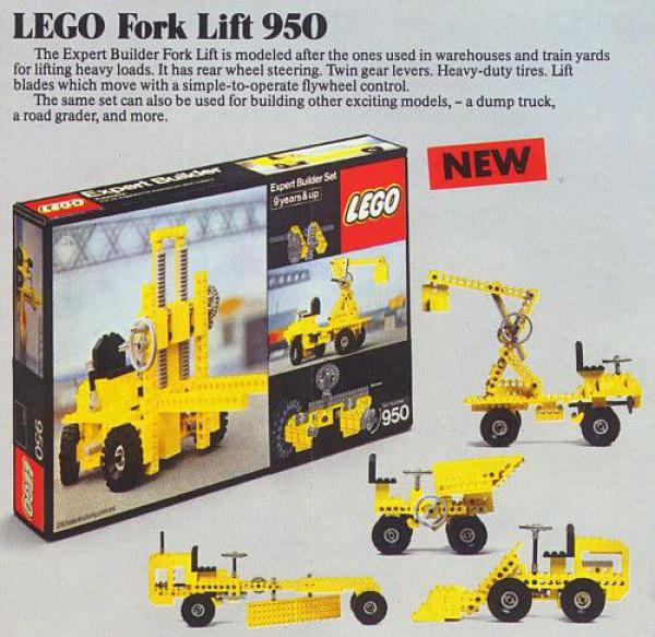 950 - Fork Lift