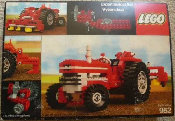 952 - Tractor