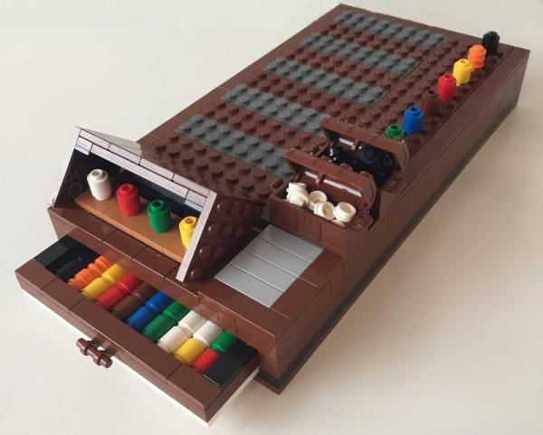 Lego Master Mind