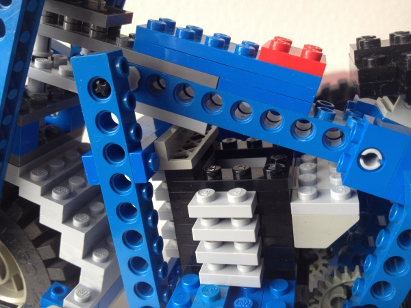 Resourcefull steering